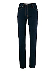 Elle Straight Leg Jeans Length Ex Short