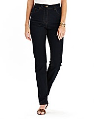 Elle Straight Leg Jeans Length Short
