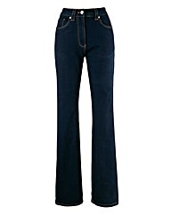 Christie Bootcut Jeans Length 28in