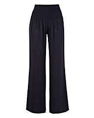 Crinkle Trouser Length 27in