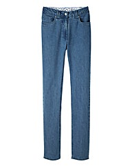 Lizzie Slim Leg Jeans Length Short