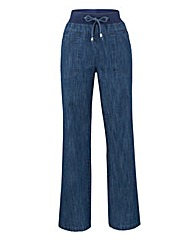Cindy Slouch Jeans 27in