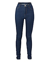 Fly Front Jeggings Reg