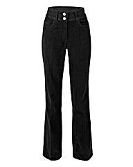 Cord Bootcut Jeans 28in