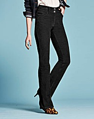 Cord Bootcut Jeans Long