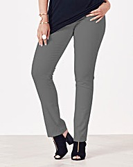 Straight-Leg Jeans Extra Long Length
