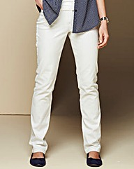 Straight-Leg Jeans Length 31in