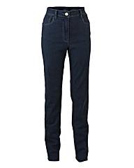 Straight Leg Jeans Length 33in