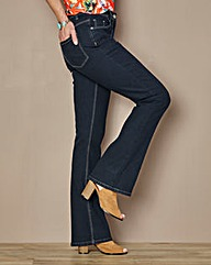 Bootcut Jeans Length 30in