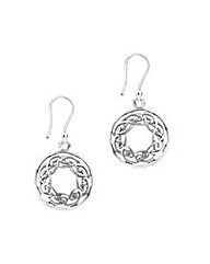 Sterling Silver 0Ct Earrings