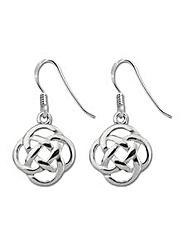 Sterling Silver 0Ct Earrings