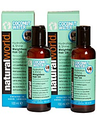 Coconut Water Oil BOGOF