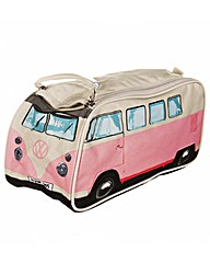 VW Camper Wash Bag Pink
