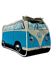 VW Camper Wash Bag Blue