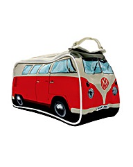 VW Camper Wash Bag Red