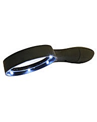 Rolson 6 Mini LED Magnifying Glass