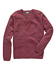 Premier Man V Neck Sweater Regular