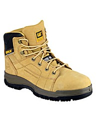 "Caterpillar Dimen 6"" lace up trainer"