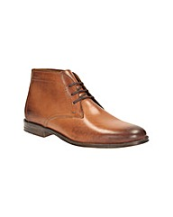 Clarks Hawkley Rise Boots