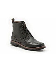 Clarks Montacute Lord Boots