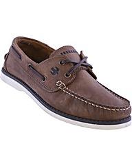 Brakeburn Brown Navigator Boat Shoe