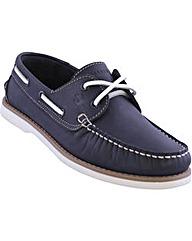 Brakeburn Navy Navigator Boat Shoe