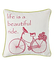 Beautiful Ride Cushion