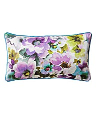 Watercolour Garden Cushion