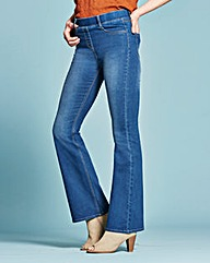 Erin Pull-On Bootcut Jeggings Long