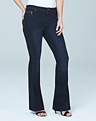 New Eve Bootcut Jeans Reg