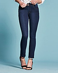 Shape & Sculpt Straight Leg Jeans Long
