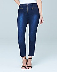 Scarlett Straight Leg Jeans Reg