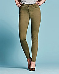 Sophia Fly Front Jeggings Reg