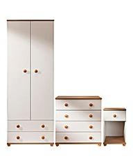 Aspen 3 Piece Bedroom Package Deal