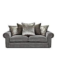 Shimmer 3 Seater Sofa