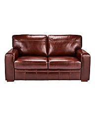 Salisbury Leather 2 Seater Sofa