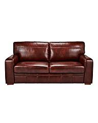 Salisbury Leather 3 Seater Sofa