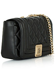 Love Moschino Black Messenger Bag