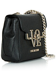 Love Moschino Chain Messenger Bag