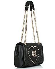 Love Moschino Black Chain Bag