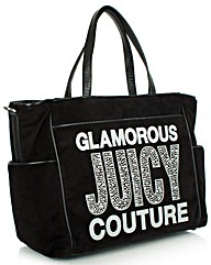Juicy Couture Glam Goddess Baby Bag