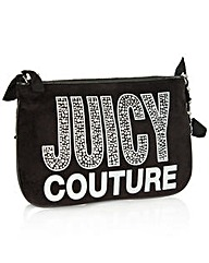 Juicy Couture Black Godes Cross Body