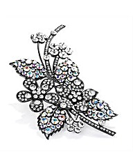 Petal Dolls Leaf Brooch