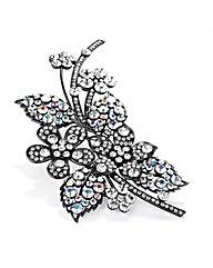 Petal Dolls Leaf Brooch