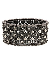 Mood Lattice Style Stretch Bracelet