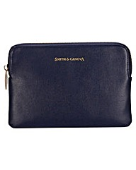 Smith & Canova Leather Zip Top Kindle