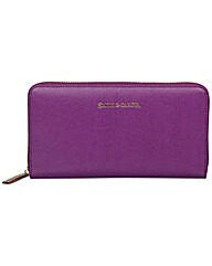 Smith & Canova Zip Round Purse