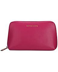 Smith & Canova Zip Top Cosmetic Bag