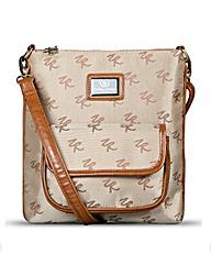 Zandra Rhodes Minnie crossbody bag