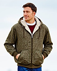 Southbay Sherpa Lined Hooded Sweatshirt